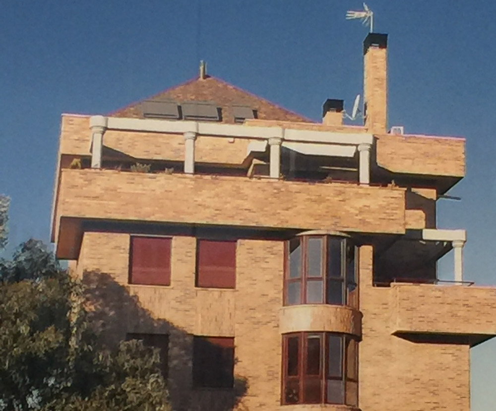 Promocion inmobiliaria Arturo Soria 157